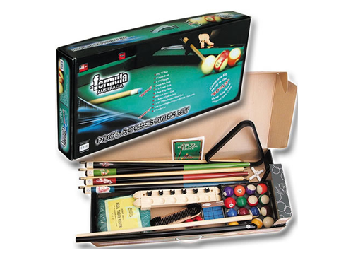 Pool Table Full Accessory Kit